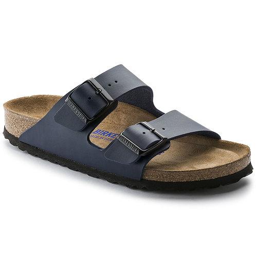 Arizona Soft Footbed Birko-Flor, Blue