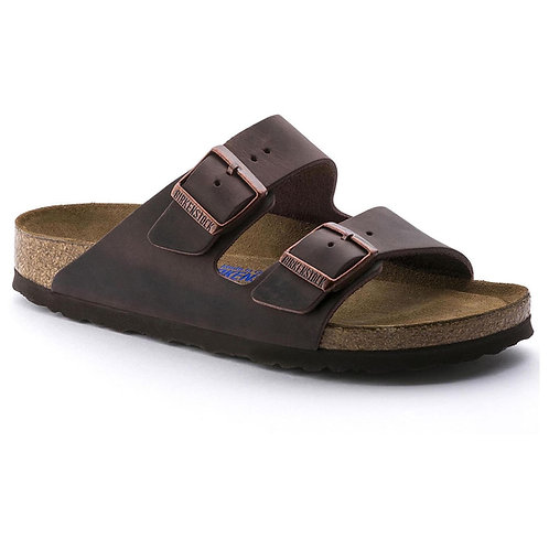 Arizona Soft Footbed Leather, Habana