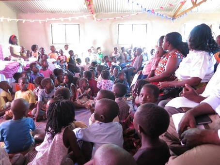 モザンビークの子どもミニストリー