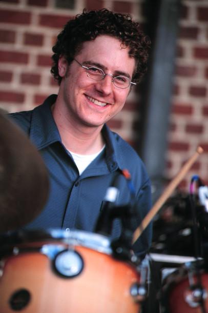 Hoff at Drums.jpg