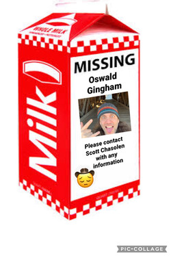 Oswald is Missing