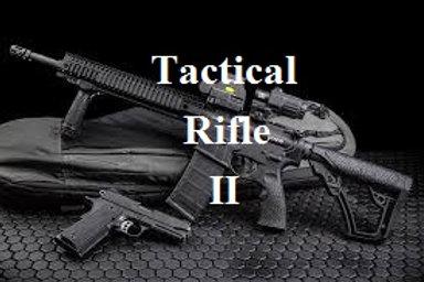 Tactical Rifle II