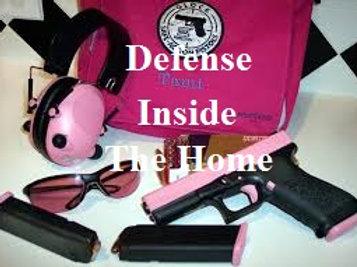 Defense Inside The Home Pistol