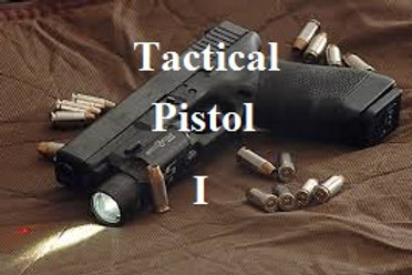 Tactical Pistol I