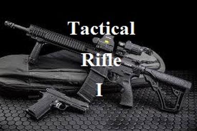 Tactical Rifle I