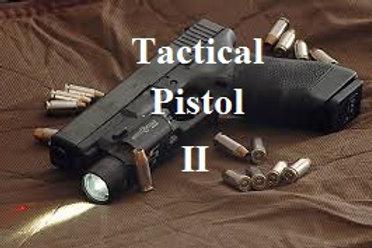 Tactical Pistol II