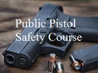 Public Safety Course