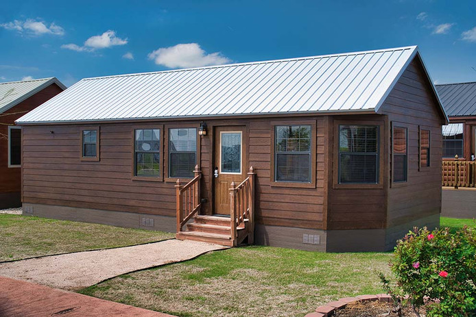 SmokeyBear Leland's Completed Cabins