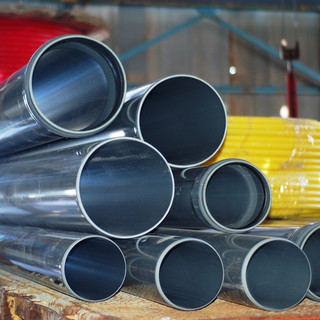 PVC pipes for sewage
