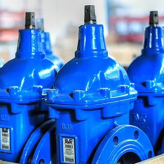 AVK Water Gate valves