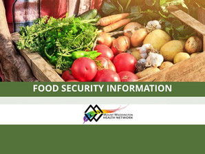 FOOD SECURITY: Learn about organizations working hard to provide food security in Mount Waddington