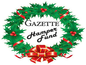 Gazette Hamper Fund - Donate or Sign Up!