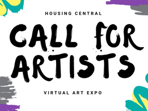 Virtual Art Expo - Call for Artist to Participate at the BC Non-Profit Housing Conference