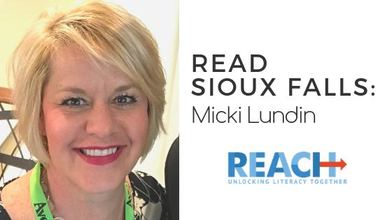 Read Sioux Falls: Micki Lundin