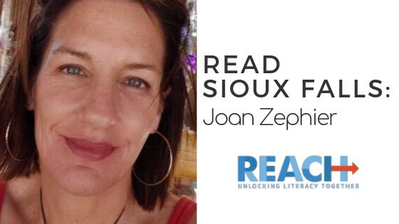 Read Sioux Falls: Joan Zephier