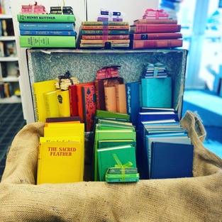Colored Books