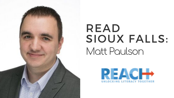 Read Sioux Falls: Matt Paulson