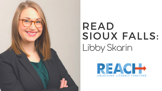 Read Sioux Falls: Libby Skarin