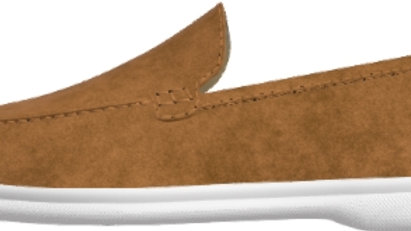 Pre-Order - African Sand Suede Moc