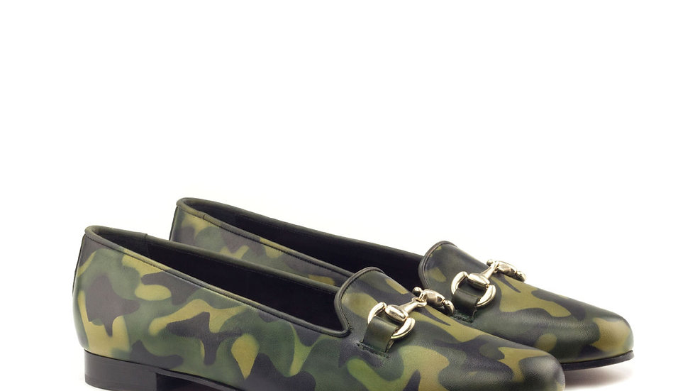 Women's Forest Camo Patina Delayla Loafer