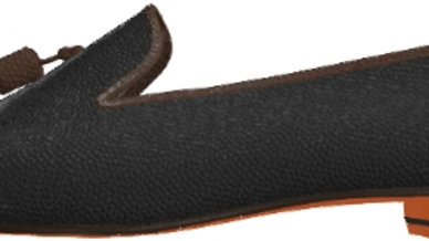Pre-Order - Women's Black Mocha Delayla Loafer