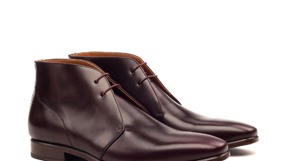 Mahogany Chukka Boots
