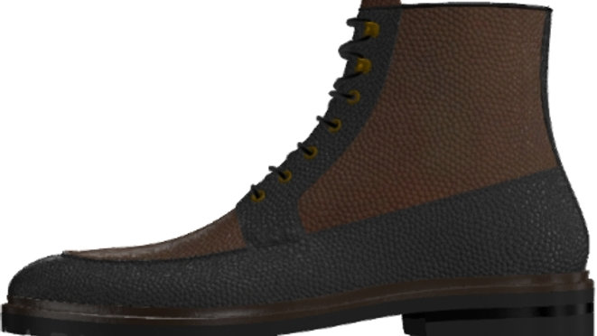 Pre-Order - Black Mocha Moc Boots