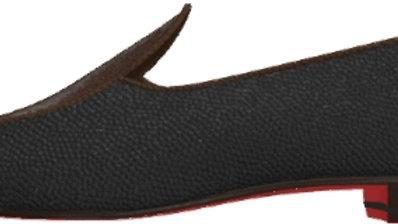 Pre-Order - Black Mocha Belgian Loafer