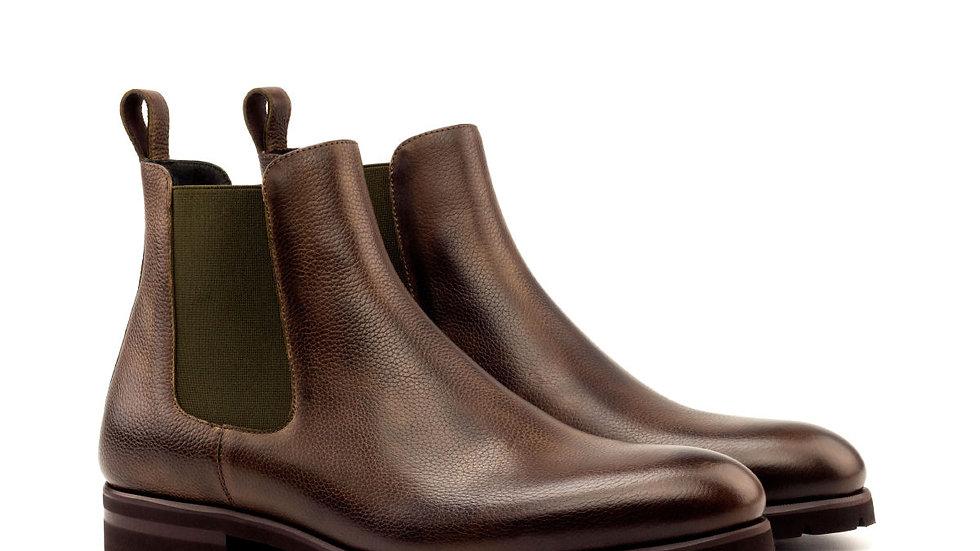 Mokka Chelsea Boots
