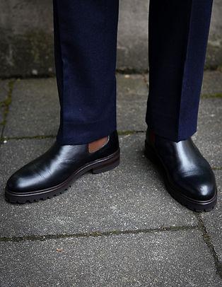 Black Mocha Chelsea Boots