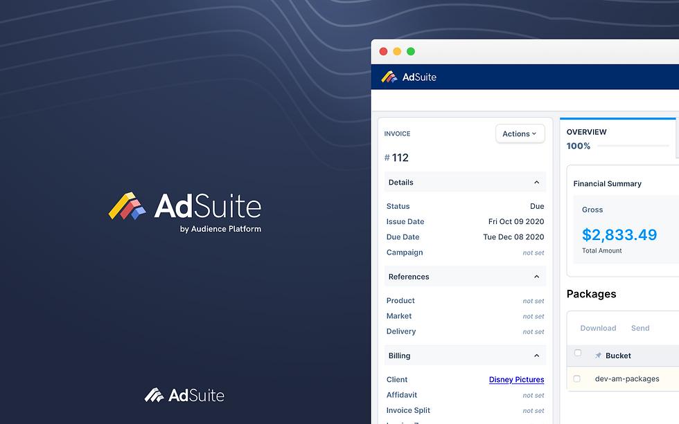 AdSuite Splash