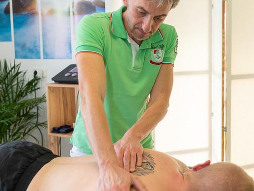 Die klassische Massage
