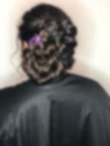 updo fo bridal, Bridal styling, weddng hair.