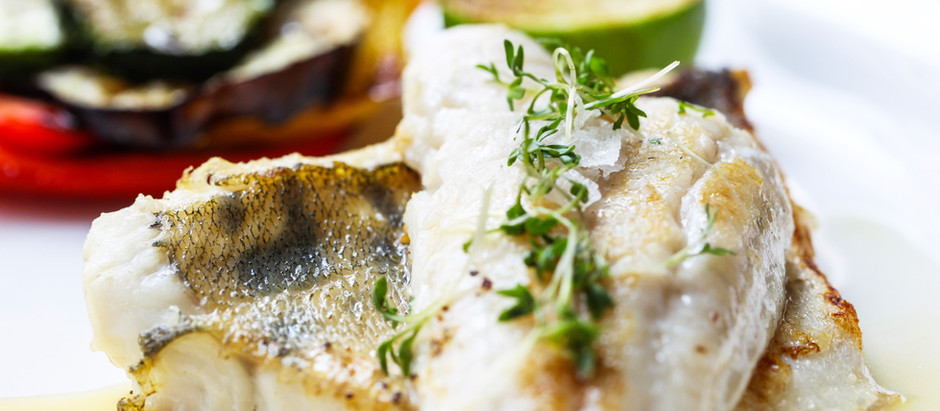 One Pan Mediterranean Fish