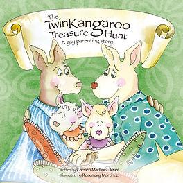 The Twin Kangaroo Treasure hunt two dads