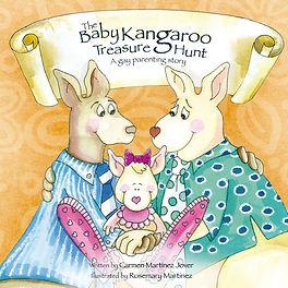 The Baby Kangaroo Treasure Hunt two dads