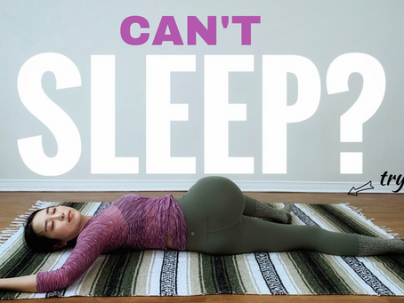 MUST-TRY Bedtime Stretch For GOOD SLEEP