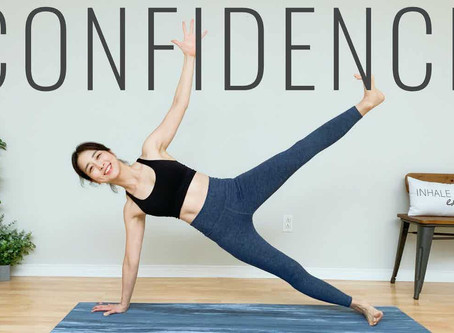 CONFIDENCE Boost Yoga For Beginners, CORE & BALANCE!