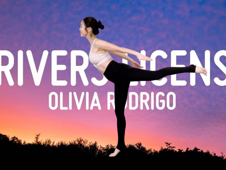 Drivers License Olivia Rodrigo | Full Body Song Yoga Workout