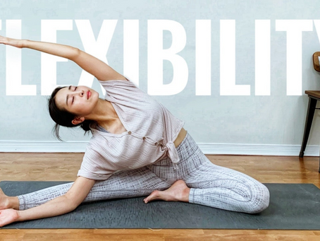 10 MIN RELAXING COOL DOWN STRETCHES FOR FLEXIBILITY
