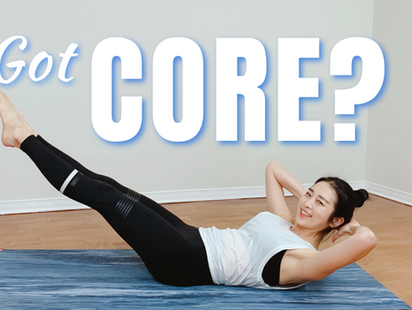 Do THIS Everyday 7min CORE Workout Challenge