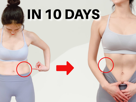 DO THIS EVERYDAY TO GET FLAT BELLY IN 10 DAYS