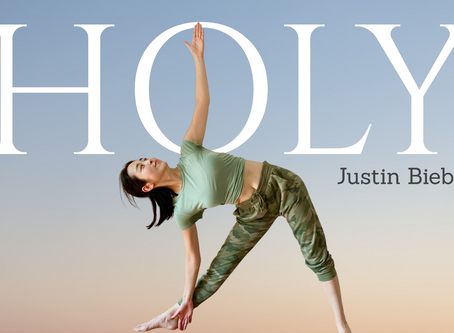 JUSTIN BIEBER HOLY | SONG YOGA WORKOUT FOR WEIGHT LOSS