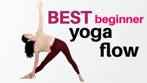 Yoga Flow For TOTAL Beginners