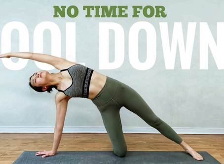 BEST Post Workout Stretch For COOL DOWN & FLEXIBILITY