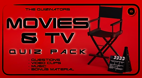 Movies and TV Quiz Pack