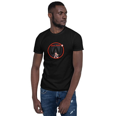 Oh No Wipeout! Short-Sleeve Unisex T-Shirt