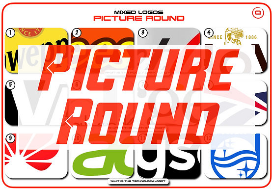 Mixed Logos Picture Round