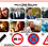 Thumbnail: Mixed Pic Round 16: TV Shows / Movie Animals / Road Signs