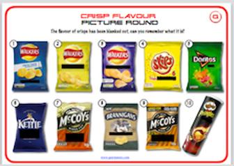 Flavour of Crisps
